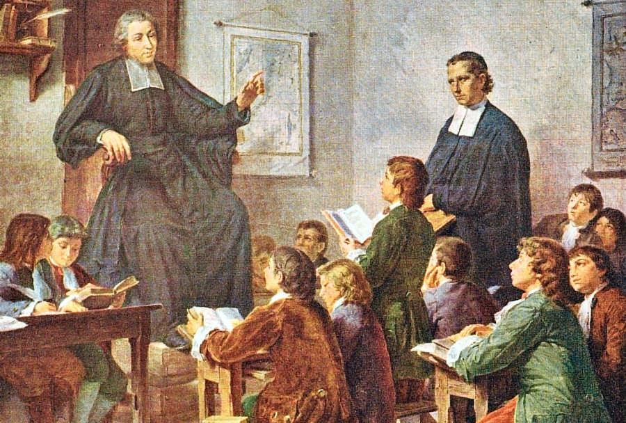 Mission de l'Institut des Frères des écoles chtétiennes